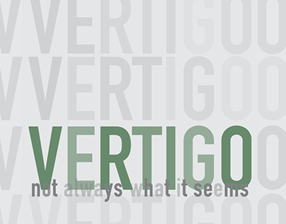 Hitchcock's Vertigo Rebrand