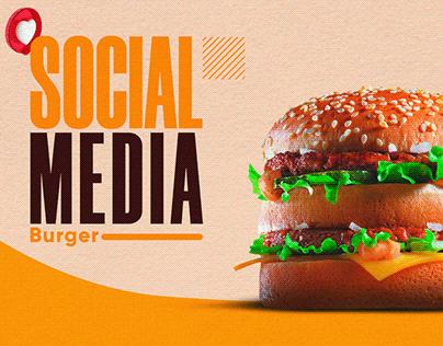 SOCIAL MEDIA 2021 - HAMBURGUERIA
