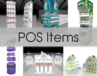 Point of Sale items