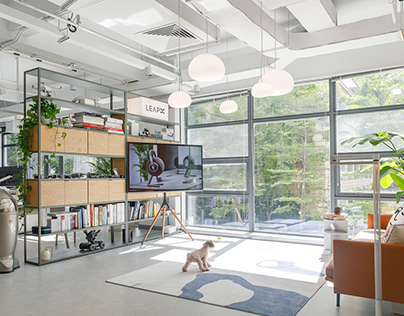 LEAPX Office