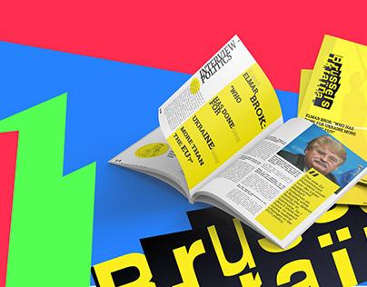 BUR - Brussels Ukraïna Review Journal