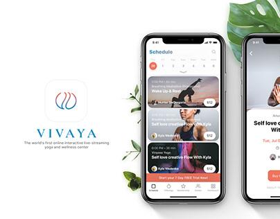 Vivaya - The World's First Streaming Platform