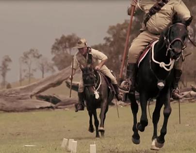 The Lighthorse (Mudgeeraba's Pioneerin Stories)