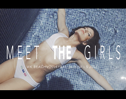 Cinemagraphs/animated photography - MEET THE GIRLS