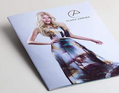 Catálogo de moda - Clara Arruda 2014