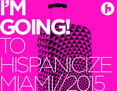 Hispanicize 2015 - Event Graphics