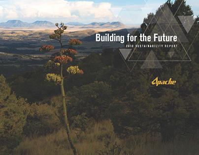 Apache Corporation: 2018 Sustainability Report