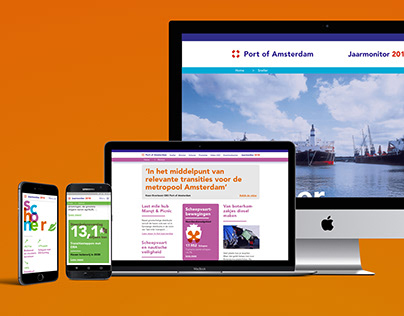 Port of Amsterdam Annual Report 2018