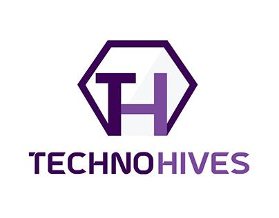 Logo Design of TechnoHives
