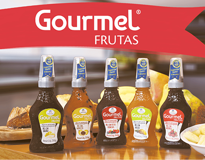 Design de Rmbalagem Geleias Gourmel | Packing design