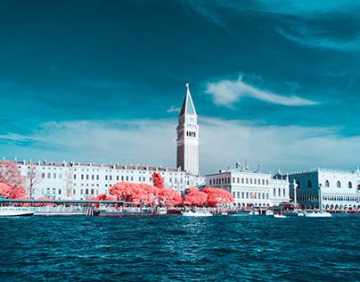 Venezia - Infrared