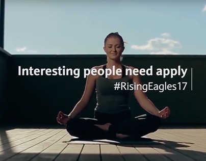 Absa | #RisingEagles17 | Interesting People need apply