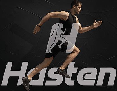 Hasten | A Sports Brand
