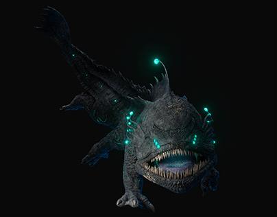 Kaiju / Black seadevil