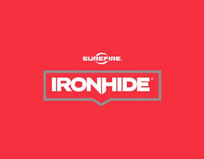 SureFire - Ironhide Holster Packaging