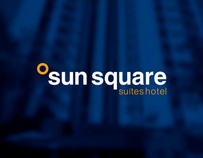 SUN SQUARE HOTEL - Visual Identity