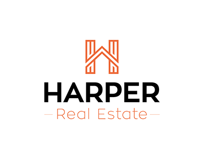 Logo Design for Real Estate Agent