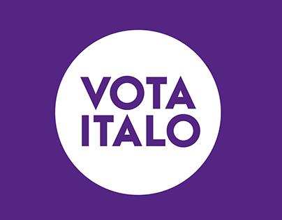 "Campaña ""Vota Italo"""