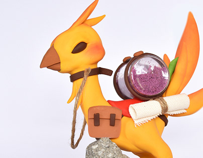 Chocobo Carrier