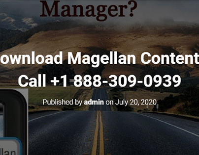 How do I download Magellan Content Manager?