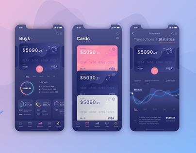 Bank app (IOS)