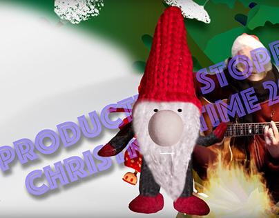Christmas is here, Julen är här
