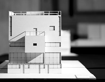 Patrimonializzazione dell'opera Lecorbuseriana