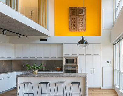 King Loft by Studio of Contemporary Architecture