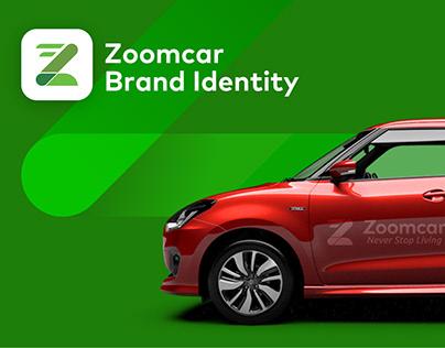 Zoomcar - Brand Identity