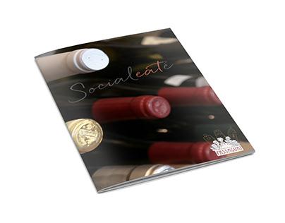Passaguai Cibo e Vino - Brochure Istituzionale