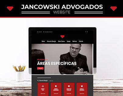 Website | Jancowski Advogados