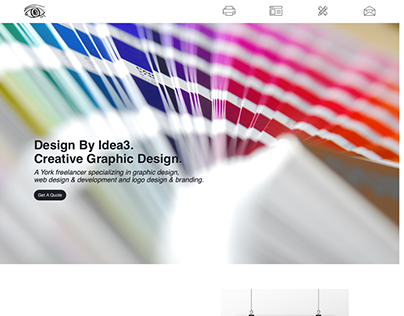 Design By Idea3 - Web Design