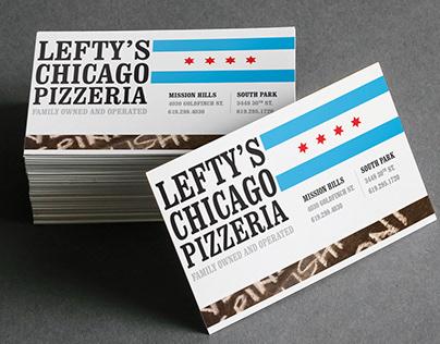 Lefty's Chicago Pizzeria