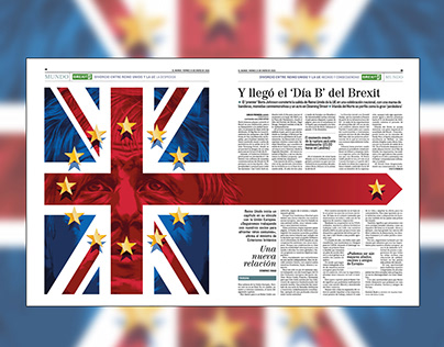 EL MUNDO Newspaper - Brexit Day