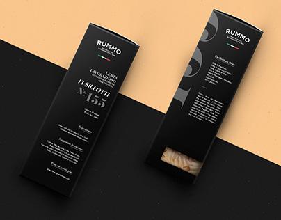 Pasta Rummo - Packaging