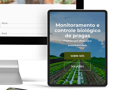 Web Design - Site Bioin