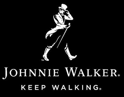 Social creative - Johnnie Walker Colombia