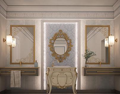 Bathrooms & Washing Areas in KSA & Cairo-Egypt