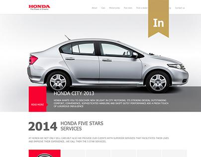 Honda Egypt