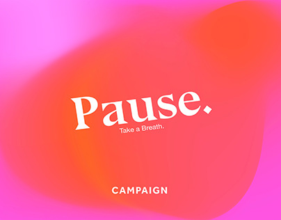 Pause. Campaign
