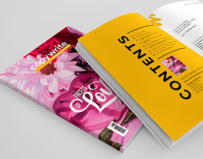 Copywrite Magazine Issue 15