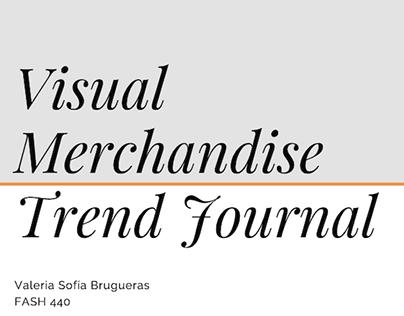 Trend Journal for Visual Merchandising