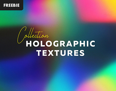 Free Download: Holographic Texture Collection