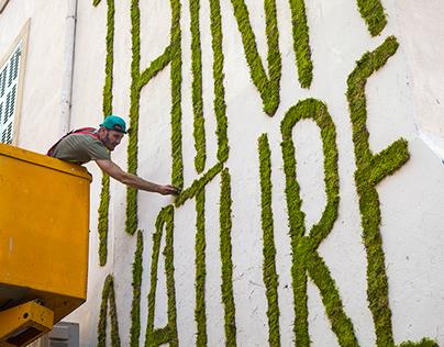 Think Nature | Street Art Festival