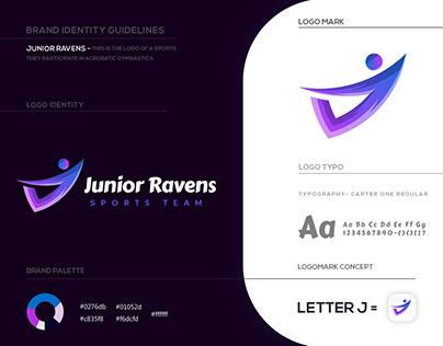 LETTER - J LOGO || Modern J logo