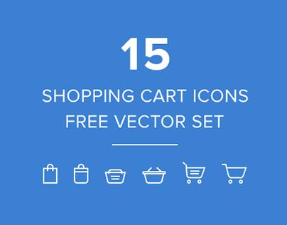 Free Shopping Cart Icons