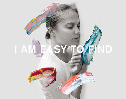 I Am Easy to Find
