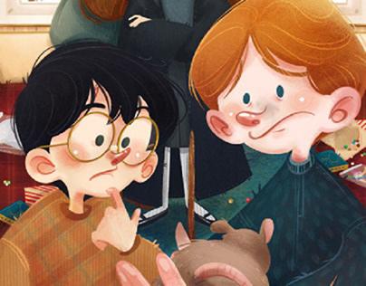 Harry Potter (2018-2019)