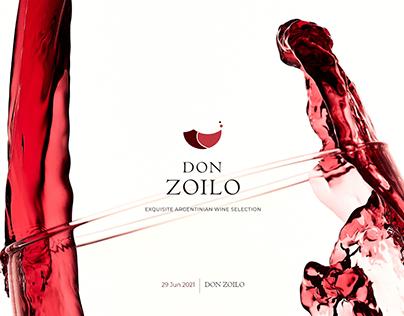 Logo Design - Argentinian Wine