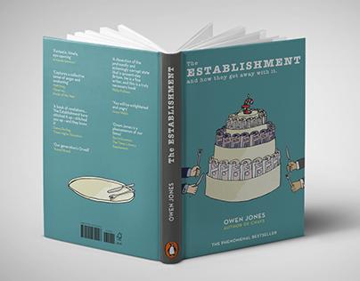 THE ESTABLISHMENT COVER REDESIGN